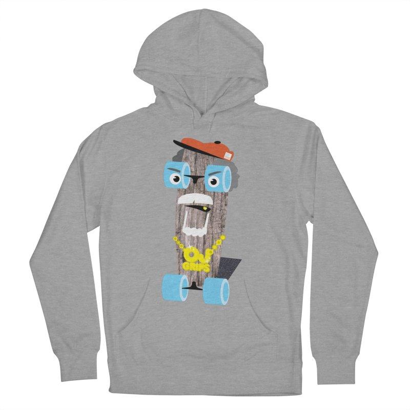 """OJ Grips aka """"Town Legend"""" Men's Pullover Hoody by Rick Hill Studio's Artist Shop"""