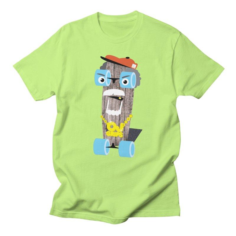 "OJ Grips aka ""Town Legend"" Women's Unisex T-Shirt by Rick Hill Studio's Artist Shop"