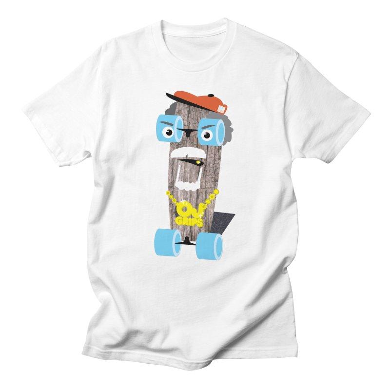 """OJ Grips aka """"Town Legend"""" Women's Regular Unisex T-Shirt by Rick Hill Studio's Artist Shop"""