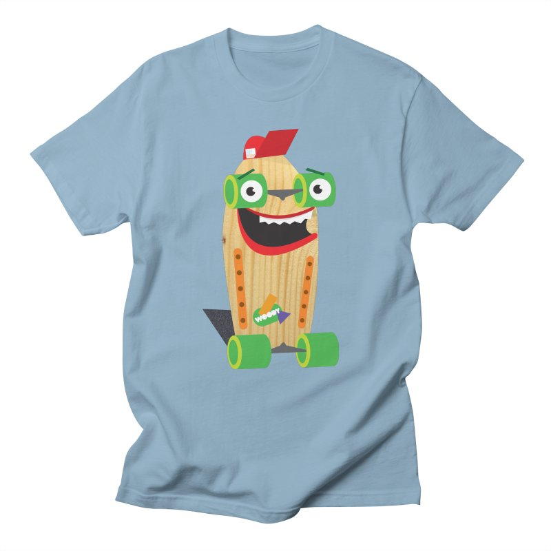 "Woody ""Good Time"" Wheels Men's T-Shirt by Rick Hill Studio's Artist Shop"