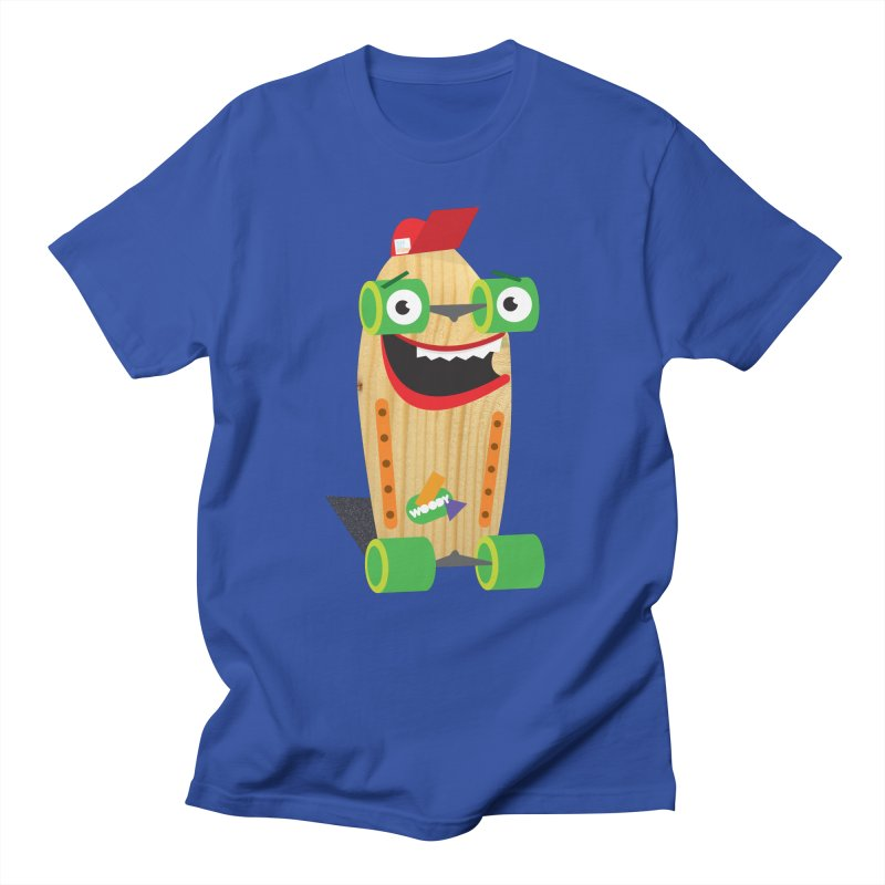 "Woody ""Good Time"" Wheels Women's Unisex T-Shirt by Rick Hill Studio's Artist Shop"