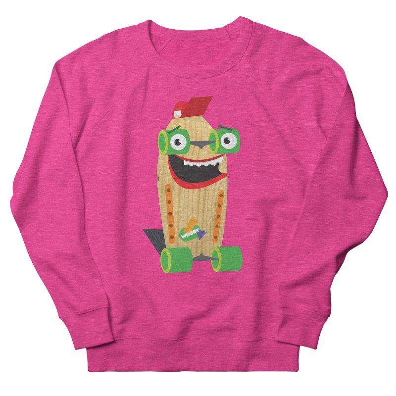 """Woody """"Good Time"""" Wheels Women's Sweatshirt by Rick Hill Studio's Artist Shop"""