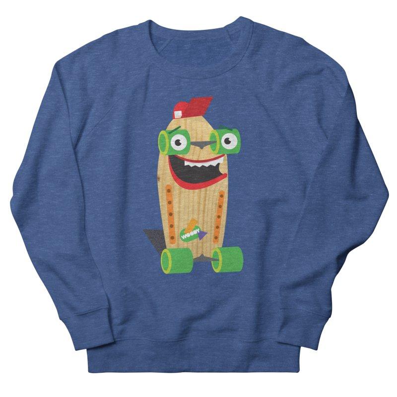 "Woody ""Good Time"" Wheels Men's Sweatshirt by Rick Hill Studio's Artist Shop"