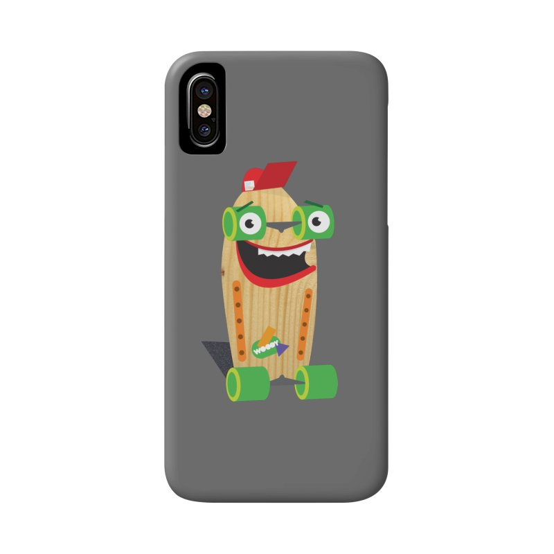 """Woody """"Good Time"""" Wheels Accessories Phone Case by Rick Hill Studio's Artist Shop"""