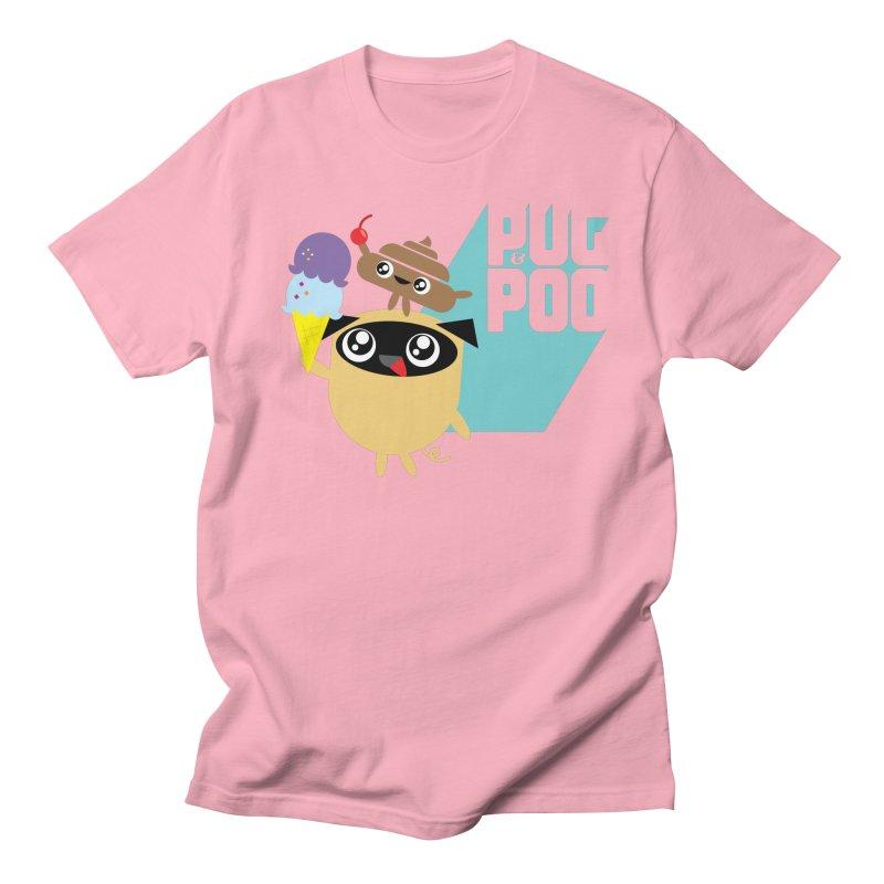 Cherry On Top Men's T-Shirt by Rick Hill Studio's Artist Shop