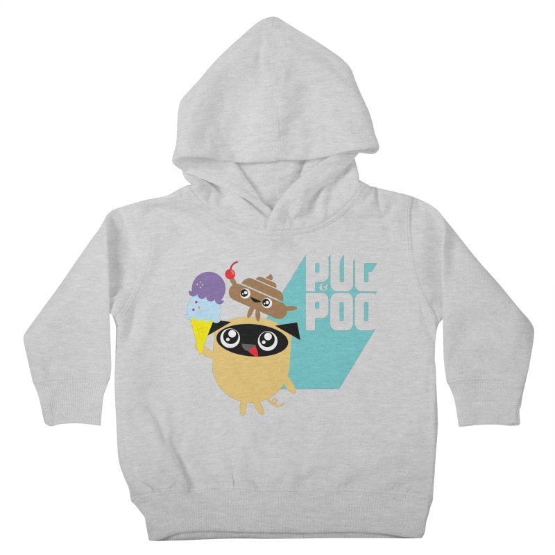 Cherry On Top Kids Toddler Pullover Hoody by Rick Hill Studio's Artist Shop