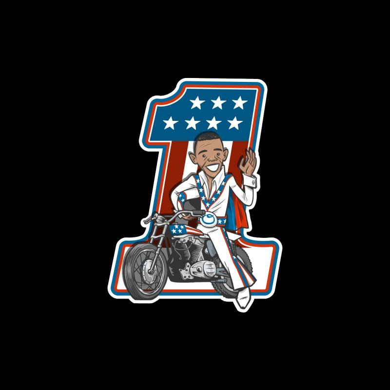 The President Men's T-Shirt by Rick Pinchera's Artist Shop