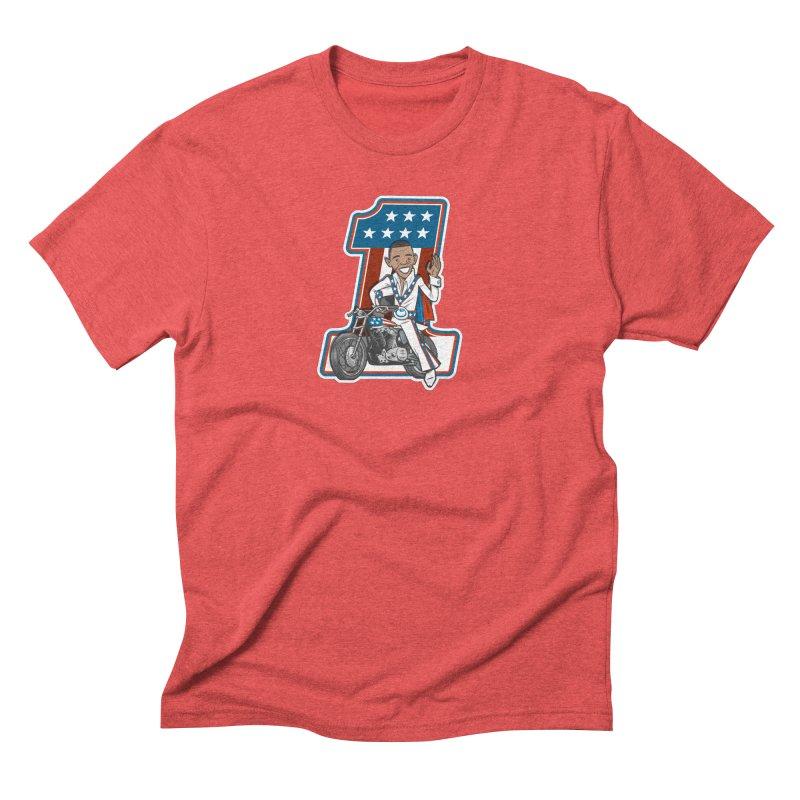 The President Men's T-Shirt by Rick Pinchera's Artist Shop
