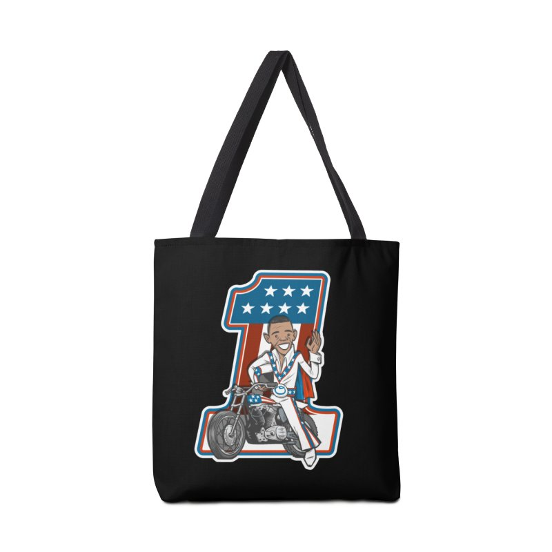 The President Accessories Tote Bag Bag by Rick Pinchera's Artist Shop