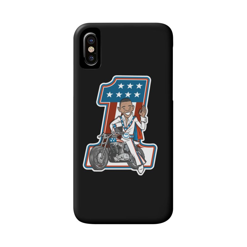 The President Accessories Phone Case by Rick Pinchera's Artist Shop