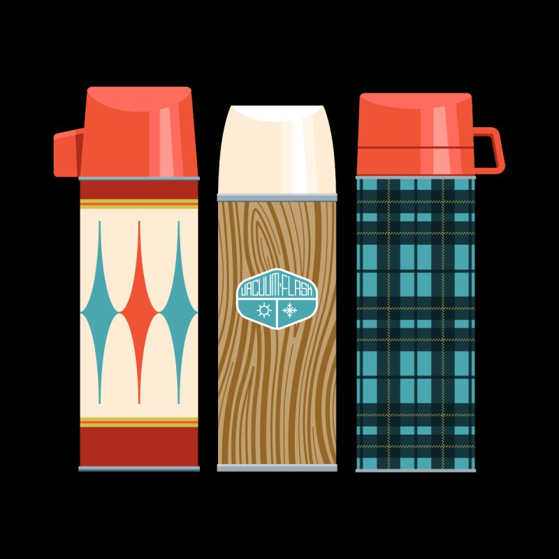 Vintage Vacuum Flasks by Rick Pinchera's Artist Shop