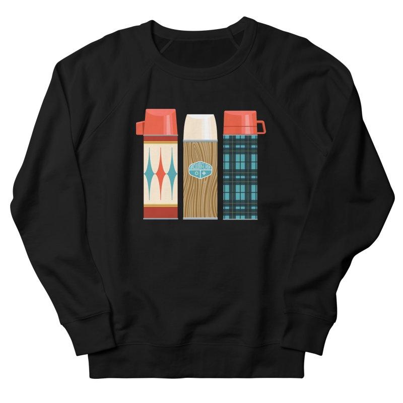 Vintage Vacuum Flasks Women's Sweatshirt by Rick Pinchera's Artist Shop