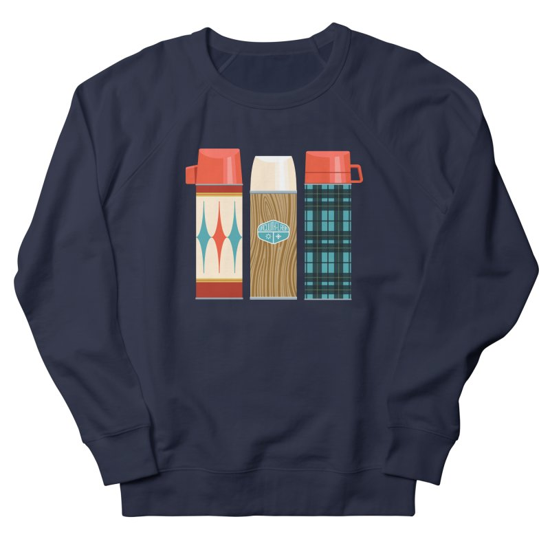 Vintage Vacuum Flasks Men's Sweatshirt by Rick Pinchera's Artist Shop