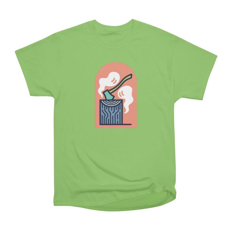 Ghosts Men's Heavyweight T-Shirt by Rick Pinchera's Artist Shop