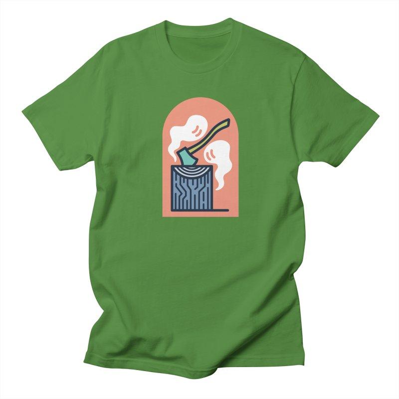 Ghosts Women's Regular Unisex T-Shirt by Rick Pinchera's Artist Shop