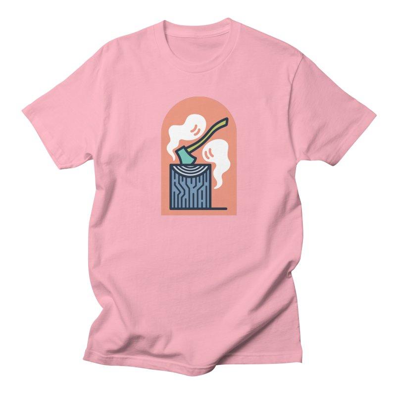 Ghosts Women's Unisex T-Shirt by Rick Pinchera's Artist Shop