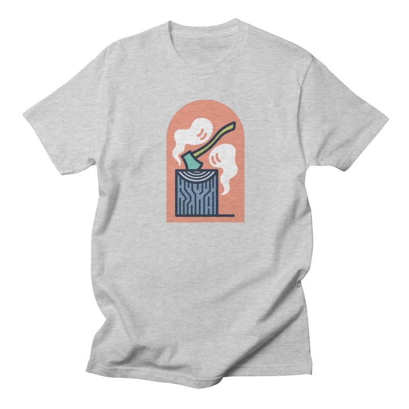 Ghosts Men's Regular T-Shirt by Rick Pinchera's Artist Shop
