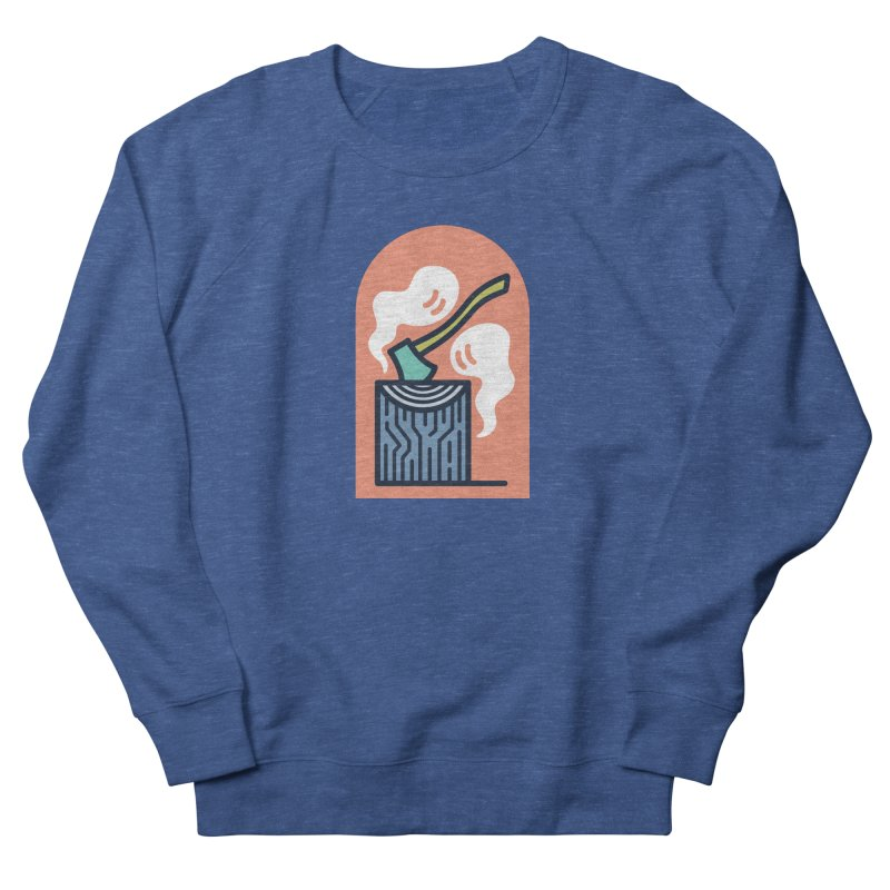 Ghosts Men's Sweatshirt by Rick Pinchera's Artist Shop