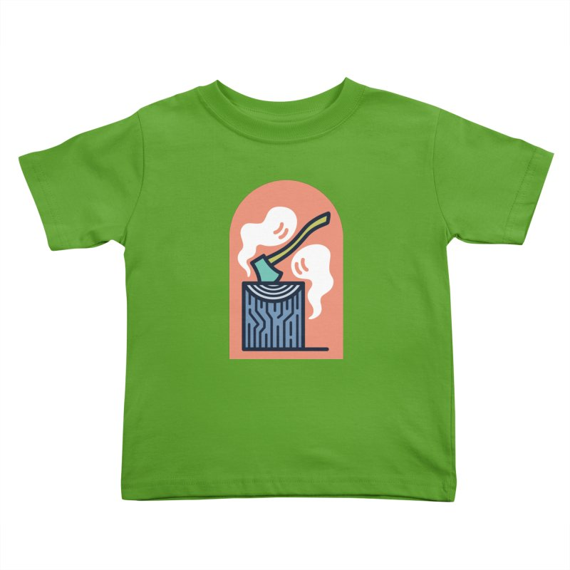 Ghosts Kids Toddler T-Shirt by Rick Pinchera's Artist Shop