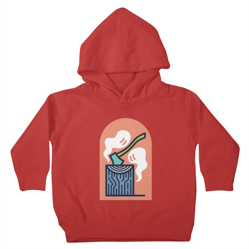 Ghosts Kids Toddler Pullover Hoody by Rick Pinchera's Artist Shop