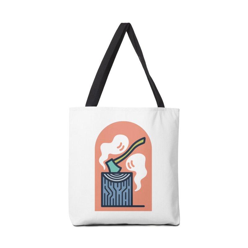 Ghosts Accessories Bag by Rick Pinchera's Artist Shop