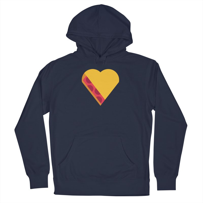I Love Pie Women's Pullover Hoody by Rick Pinchera's Artist Shop