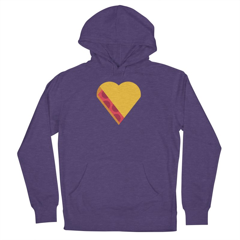 I Love Pie Men's Pullover Hoody by Rick Pinchera's Artist Shop