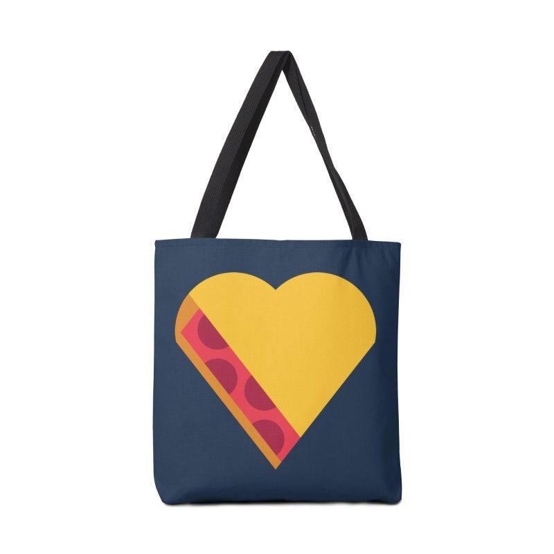 I Love Pie Accessories Bag by Rick Pinchera's Artist Shop