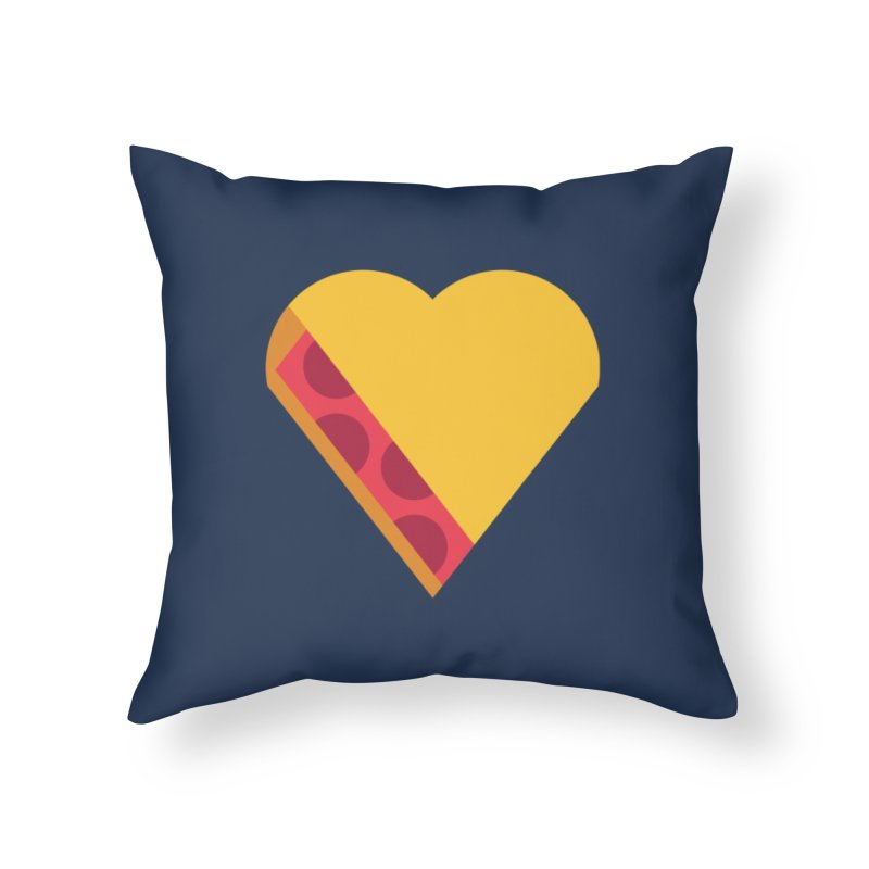 I Love Pie Home Throw Pillow by Rick Pinchera's Artist Shop