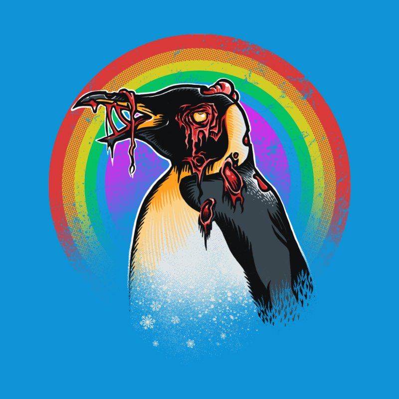 Penguin Zombie   by Ricomambo