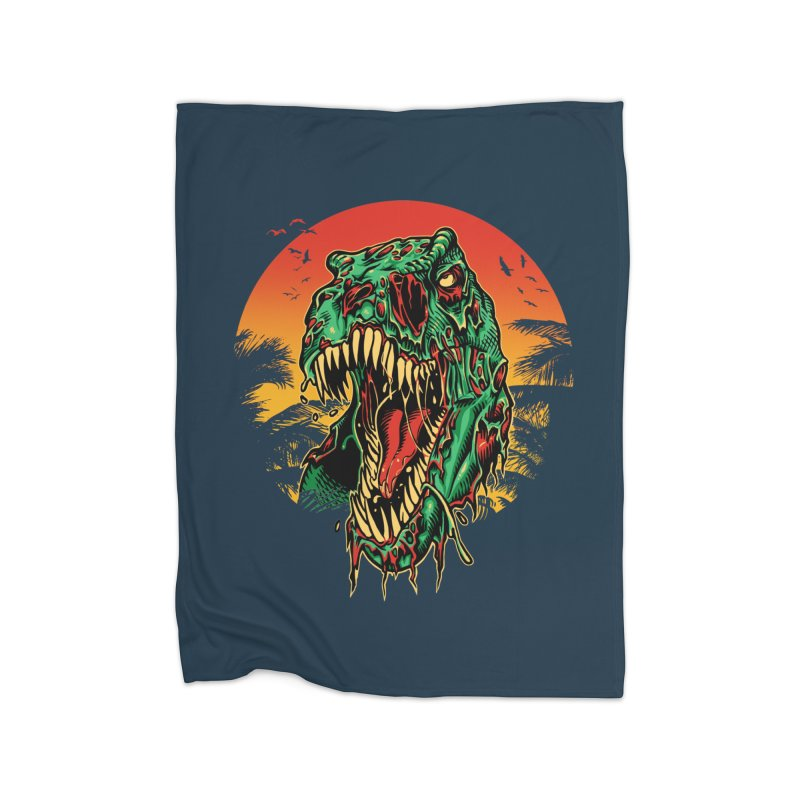 T-Rex Zombie   by Ricomambo