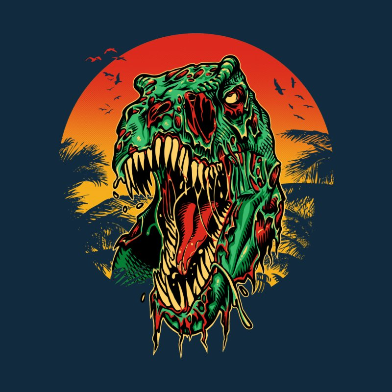 T-Rex Zombie None  by Ricomambo