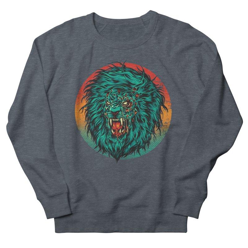 Lion Zombie   by Ricomambo