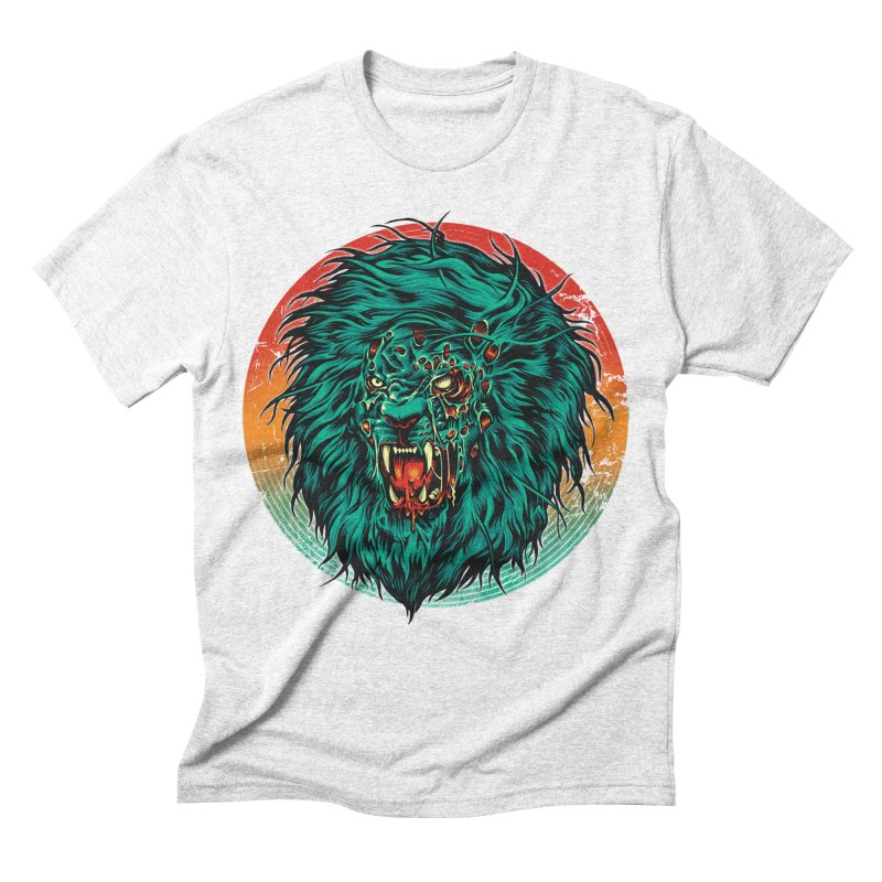 Lion Zombie   by Ricomambo