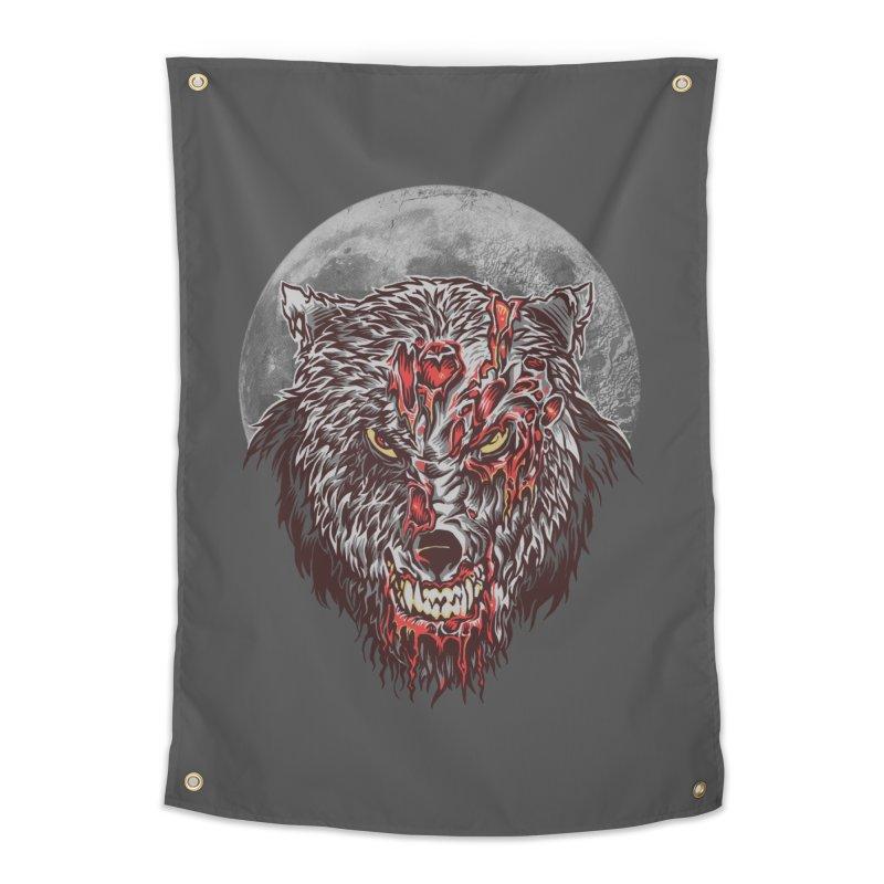 Wolf Zombie   by Ricomambo