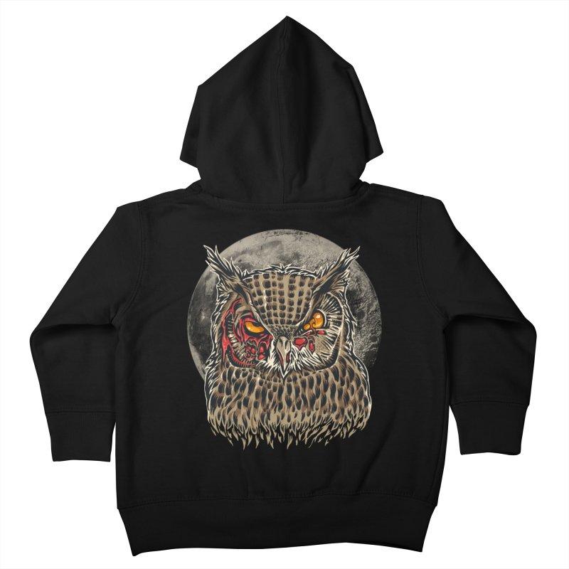 Owl Zombie   by Ricomambo