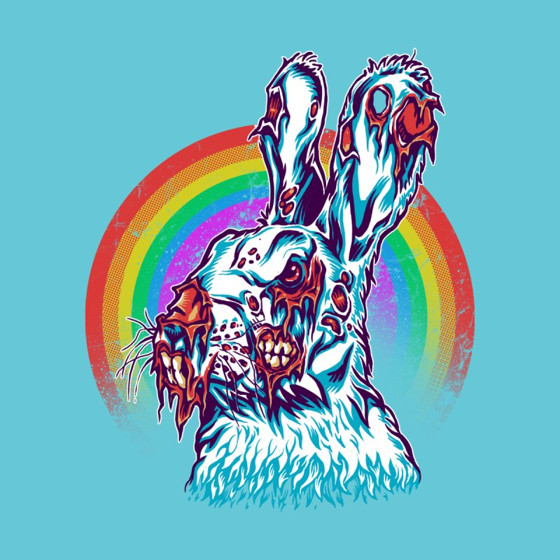 Rabbit Zombie   by Ricomambo