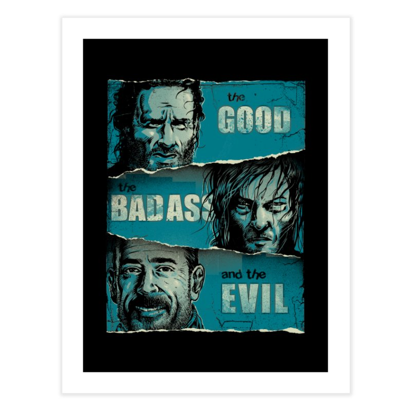 The Good, the BadAss and the Evil   by Ricomambo
