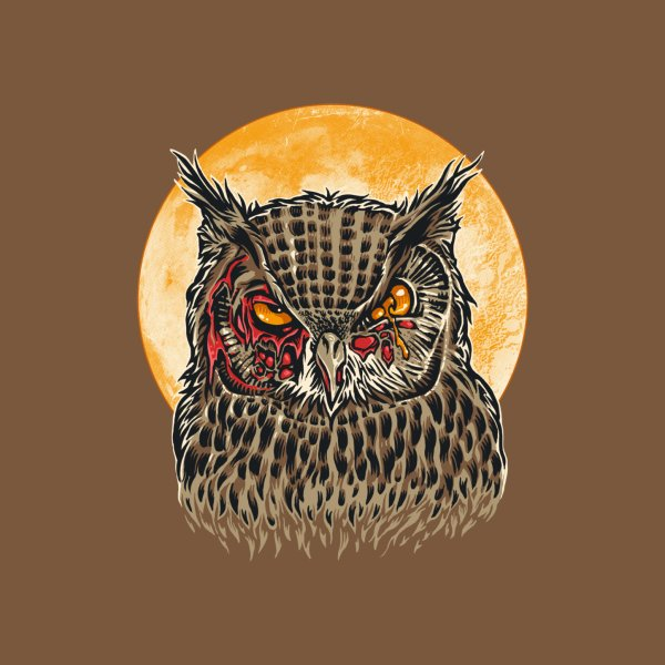 image for Zombie Owl