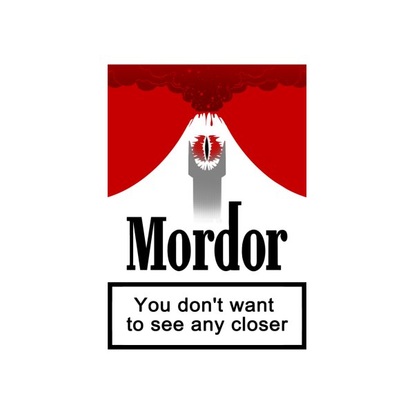 image for Mordor Red