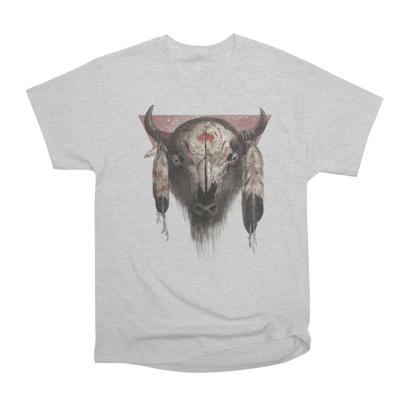 Tatanka Men's Classic T-Shirt by Ricomambo