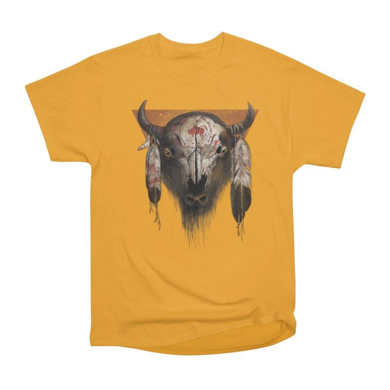 Tatanka Men's Classic T-Shirt by Ricomambo
