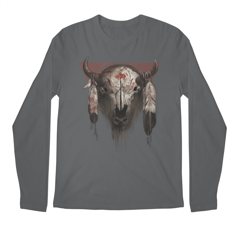 Tatanka Men's Longsleeve T-Shirt by Ricomambo