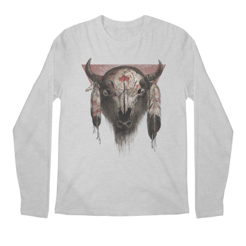 Tatanka Men's Longsleeve T-Shirt by Ricomambo