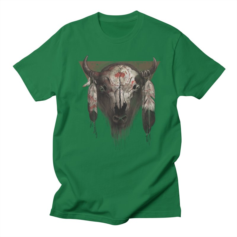 Tatanka Men's T-Shirt by Ricomambo