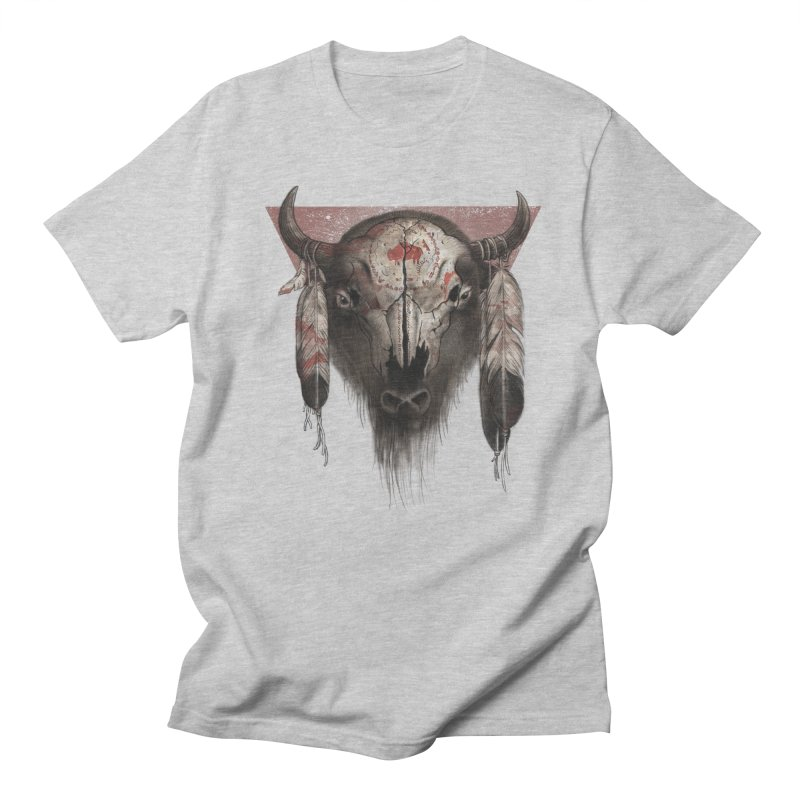 Tatanka Men's T-Shirt by Ricomambo
