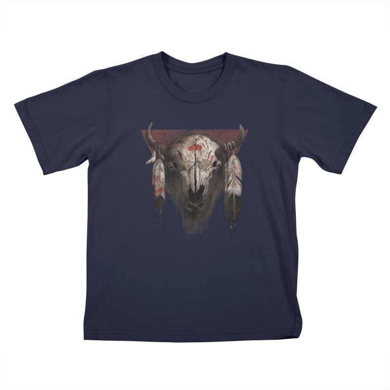 Tatanka Kids T-shirt by Ricomambo