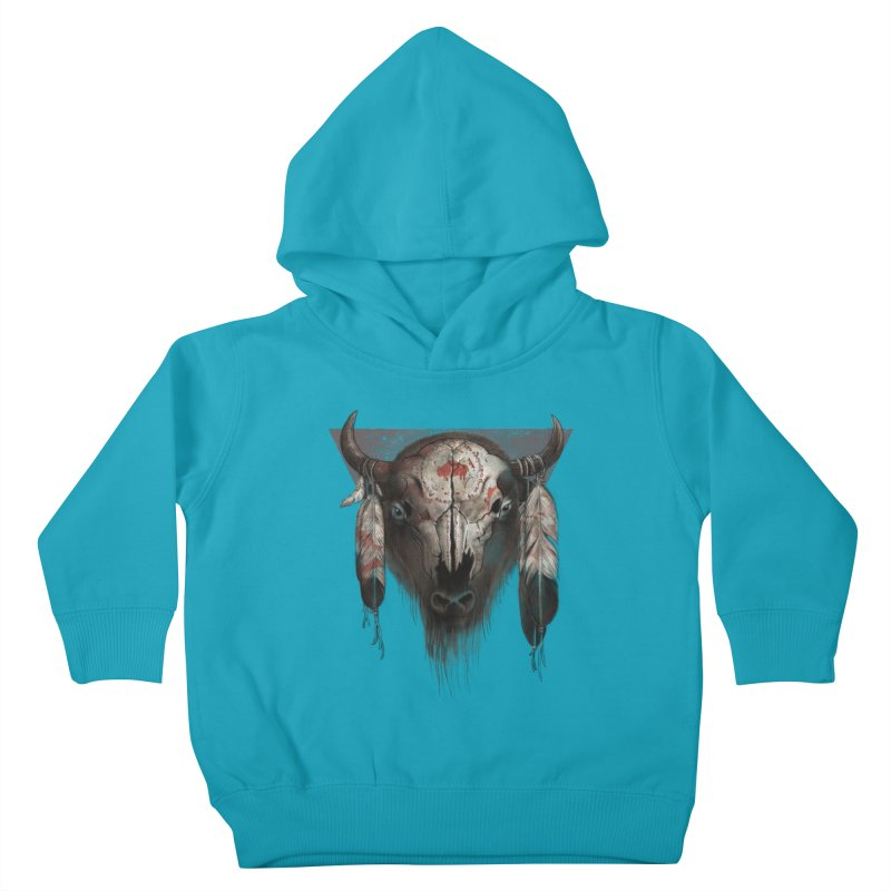 Tatanka Kids Toddler Pullover Hoody by Ricomambo