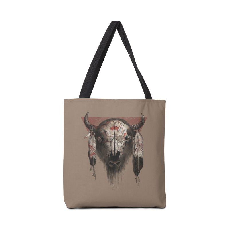 Tatanka Accessories Bag by Ricomambo