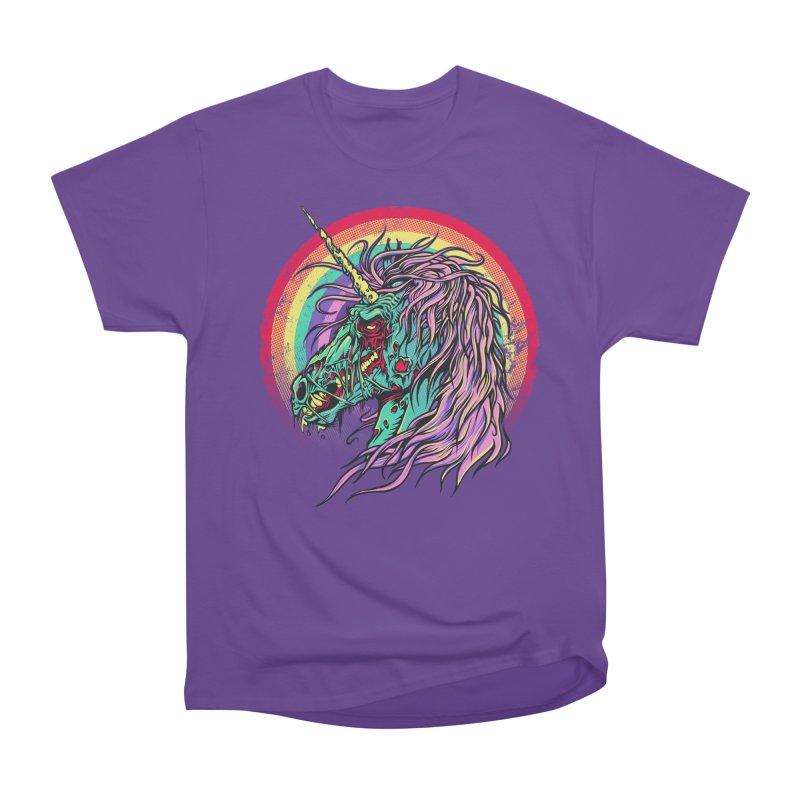 Unicorn Zombie Men's Classic T-Shirt by Ricomambo